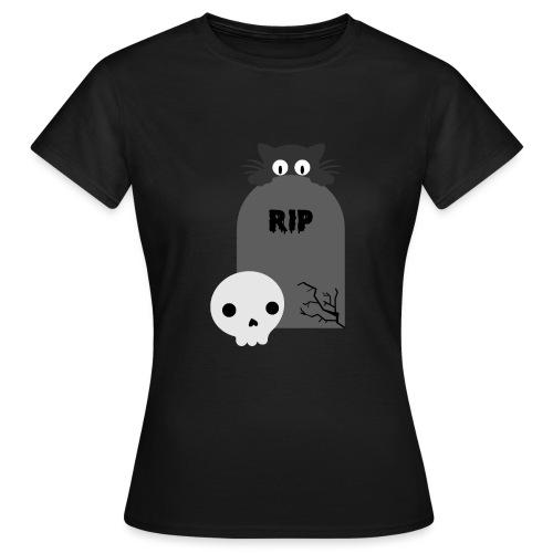 Dark But Cute - Women's T-Shirt