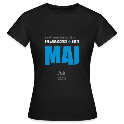 a(e)ffetto DPCM - Maglietta da donna