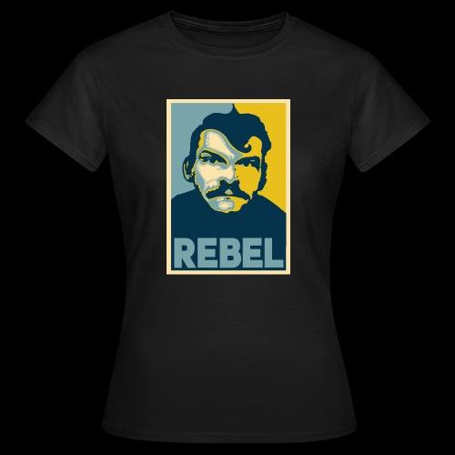 Rebel - T-shirt dam