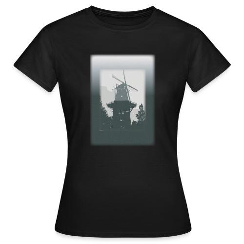 Mills grey - Koszulka damska