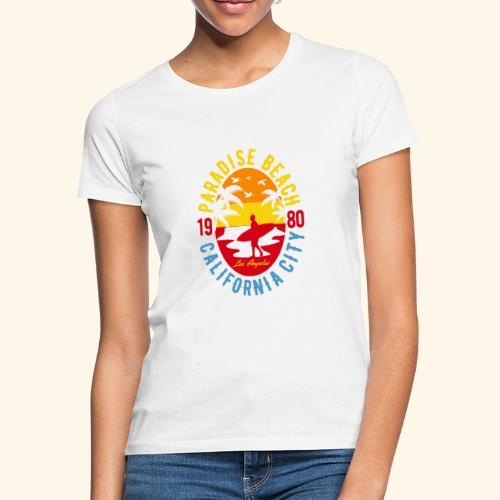 Sunshine Paradise - Frauen T-Shirt