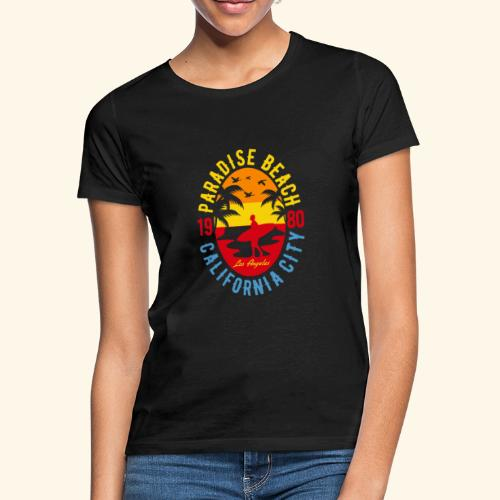 Sunshine Paradise - Frauen T-Shirt