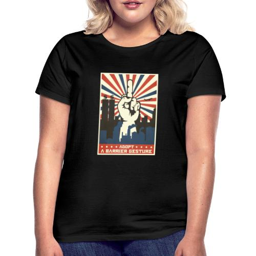 stop capitalisme - T-shirt Femme