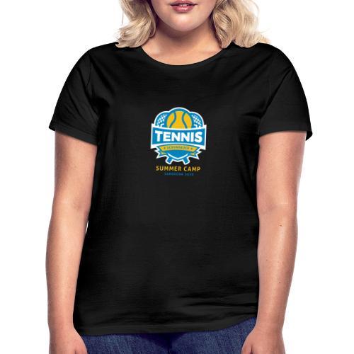 logosummercamp - Maglietta da donna