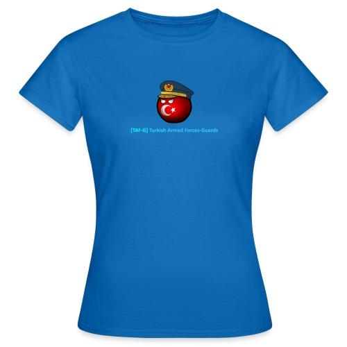 World of tanks - TAF-G clan gear! - Women's T-Shirt