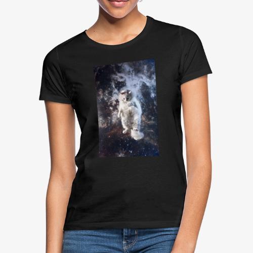 Martzipan Katzmonauten Catsinspace - Frauen T-Shirt