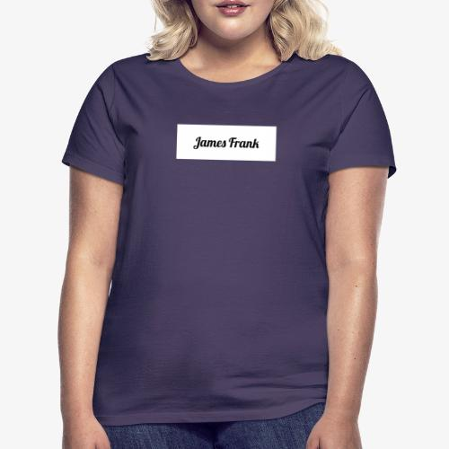 James Frank Name tag - T-shirt dam