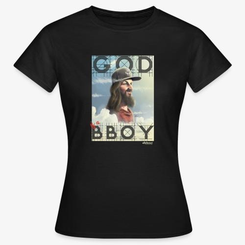 bboy - Camiseta mujer