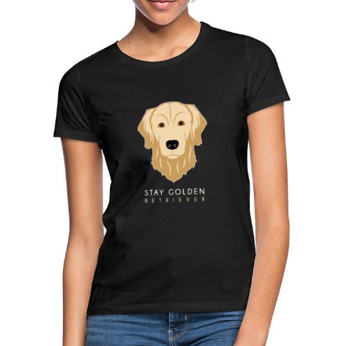 Golden Retriever - Maglietta da donna