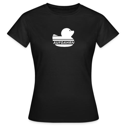 DUCK white - Frauen T-Shirt