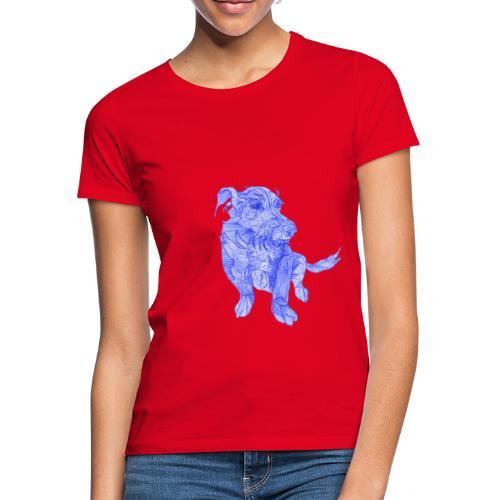 Das ist wohl ein chinesischer Drachen - Hund - Frauen T-Shirt