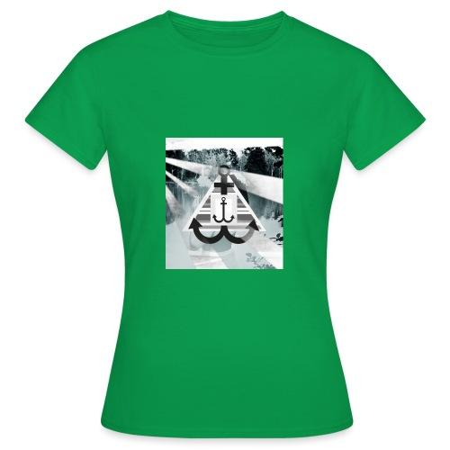 See-Anker - Frauen T-Shirt