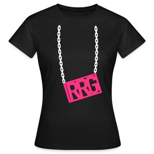 rrg chain shirt ready - Frauen T-Shirt