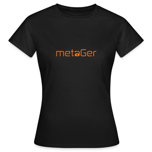 Original metaGER - Frauen T-Shirt
