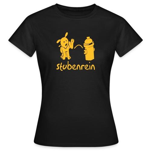 stubenrein - Frauen T-Shirt