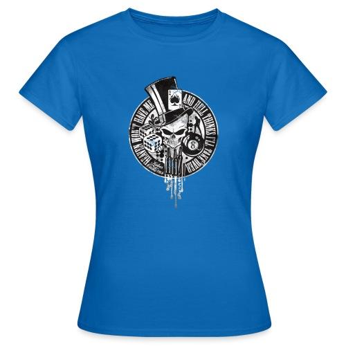 Kabes Heaven & Hell T-Shirt - Women's T-Shirt