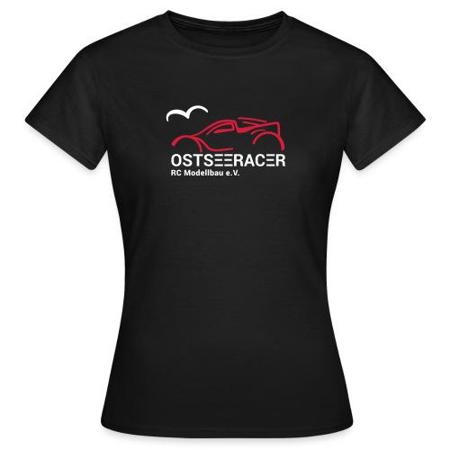 Logo Ostseeracer - Frauen T-Shirt