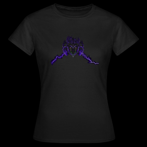 Plasmatic Disruption - T-shirt Femme