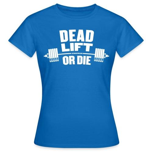 deadagain2 - Women's T-Shirt