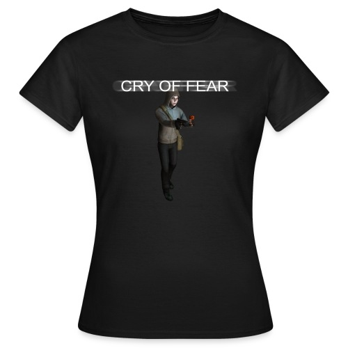 Cry of Fear - Design 3 - Women's T-Shirt