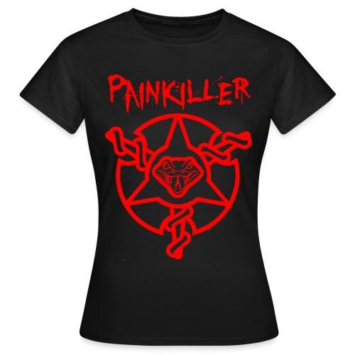 Painkiller Movie Title - Women's T-Shirt