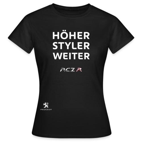 RCZ R - Frauen T-Shirt