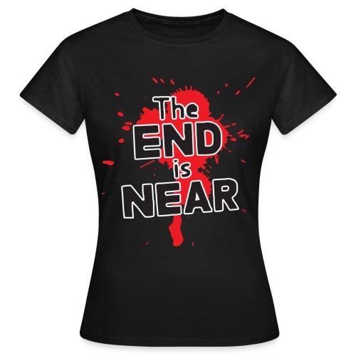 the end is near - T-shirt dam