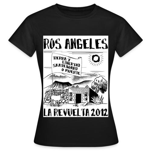 La Revuelta de RosAngeles - Maglietta da donna