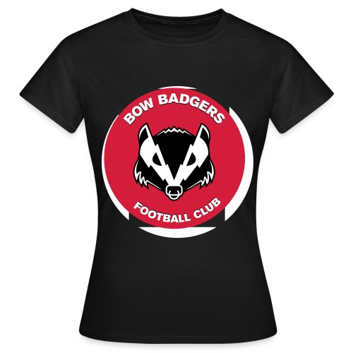 bow badgers - Women's T-Shirt