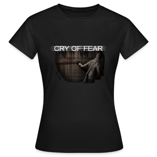 Cry of Fear - Design 1 - Women's T-Shirt