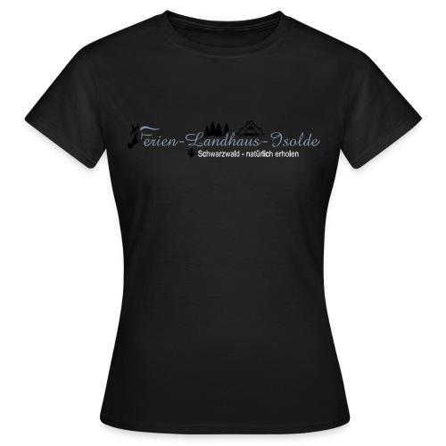 Logo Final_Pfade_Original - Frauen T-Shirt