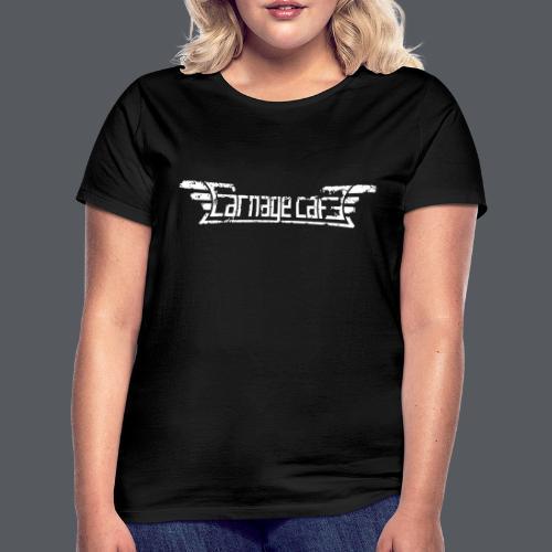 Carnage Cafe logo - T-shirt dam