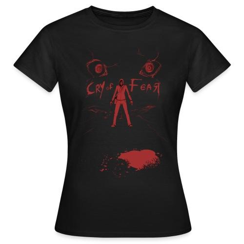 Cry of Fear - Design 5 - Women's T-Shirt
