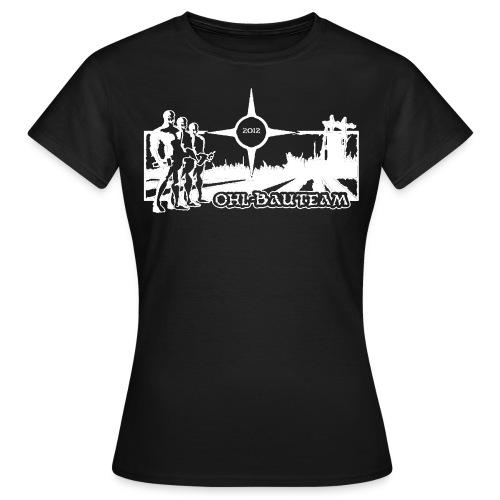baushirt - Frauen T-Shirt