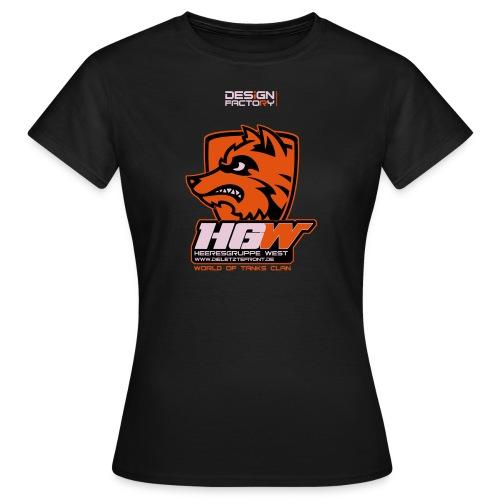 Unbenannt-1 - Frauen T-Shirt
