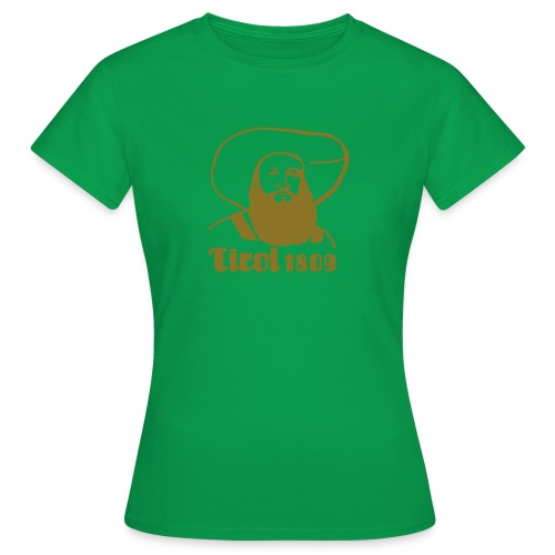 Andreas Hofer Silber1 - Frauen T-Shirt