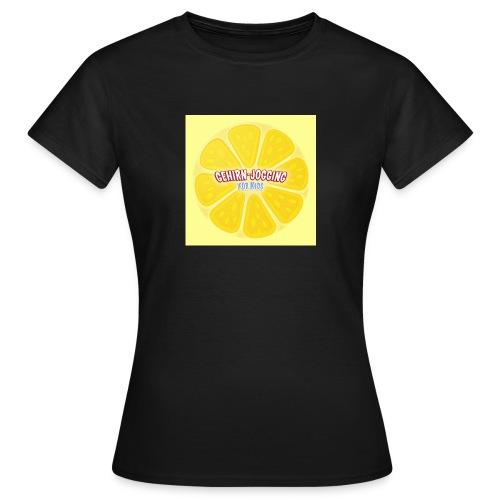 zitronetextur - Frauen T-Shirt