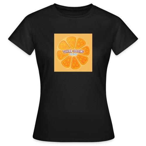 orangetextur - Frauen T-Shirt