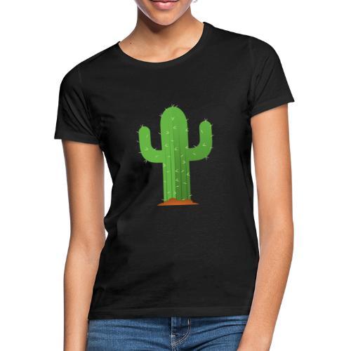 Cactus - Frauen T-Shirt