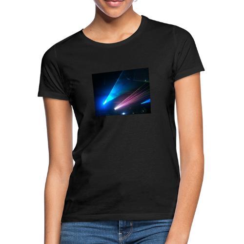 Laser Show - Women's T-Shirt