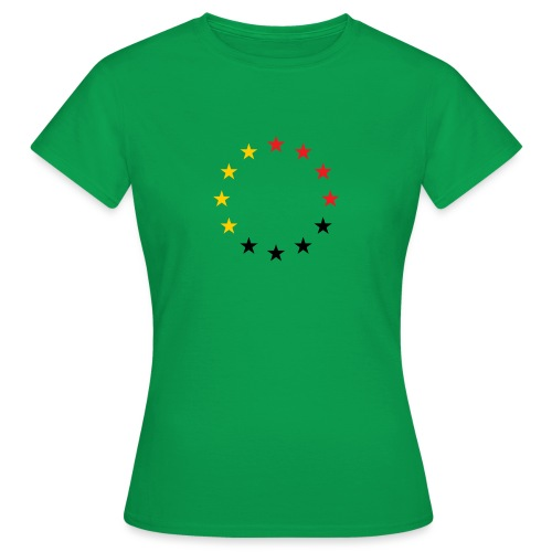 United Europe Tres - Frauen T-Shirt