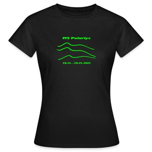 rz tshirts polarlichter - Frauen T-Shirt