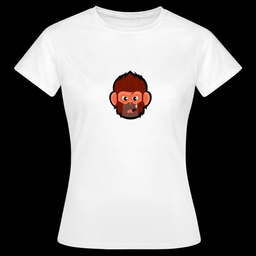pogo clan Buttons & badges - Dame-T-shirt
