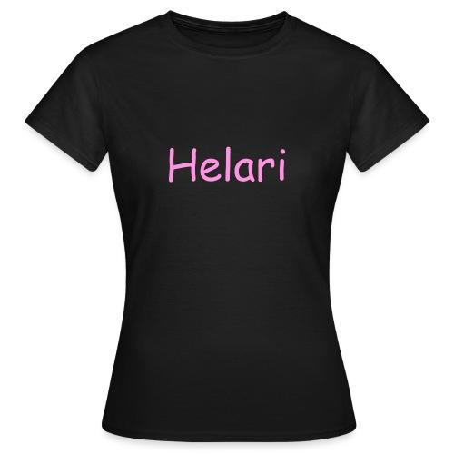 Helari Merch - Naisten t-paita