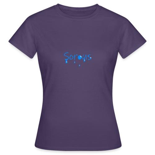 Sorous Montage - T-shirt dam