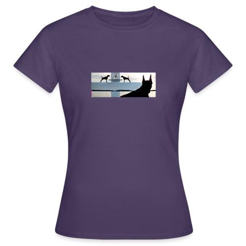 FBtausta - Naisten t-paita