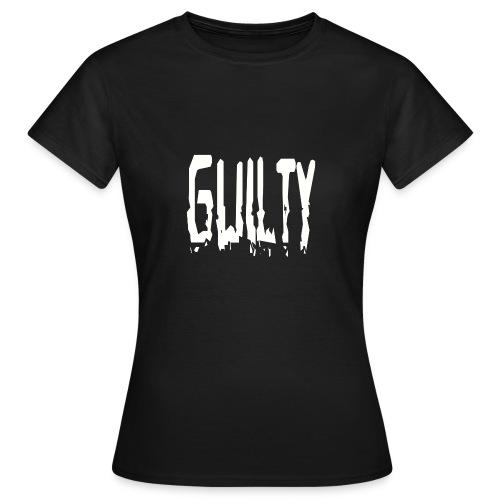 Guilty - Women's T-Shirt