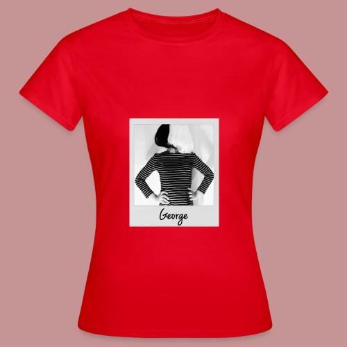 George - T-shirt Femme