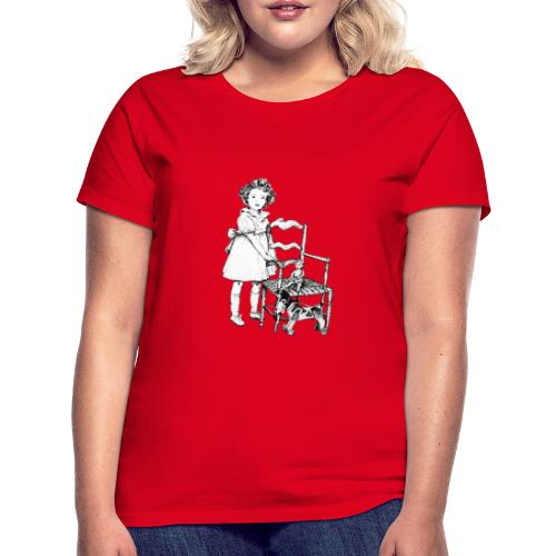 Nelly et sa chaise - T-shirt Femme
