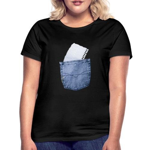 Jeans Baggy by #OneCreativeArts - Frauen T-Shirt